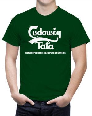 Koszulka Cudowny Tata
