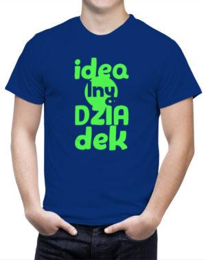 T-shirt Idealny Dziadek
