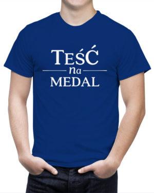 Koszulka Teść na Medal
