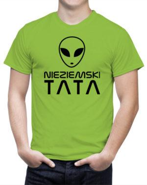 Koszulka Nieziemski Tata