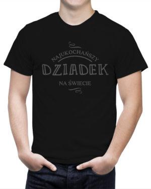 Koszulka Najukochańszy Dziadek